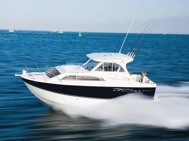 Цены на катера Bayliner, сколько стоят бу катера Байлайнер?